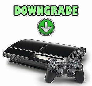 PS3 Downgrade Service!! CFW 1 to 2 hour SERVICE