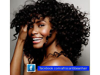 AFRO CARIBBEAN MOBILE HAIRDRESSER HAIR EXTENSIONS