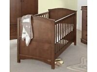 FREE - Mamas and papas Cot Bed and Mattress