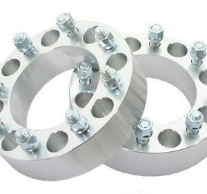 WHEEL ADAPTERS 8X180 TO 8X6.5 2 INH THICK