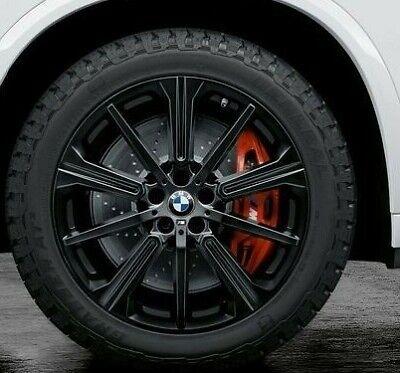 BMW OEM G05 X5 G06 X6 G07 X7 M Performance Red Sports Brake Kit Front & Rear New