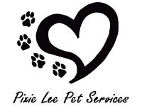 Pixie Lee Pet Services - Experienced, Reliable and friendly Cat & Small Animal Sitting Service