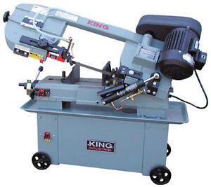 7 IN. X 12 IN. METAL CUTTING BAND SAW