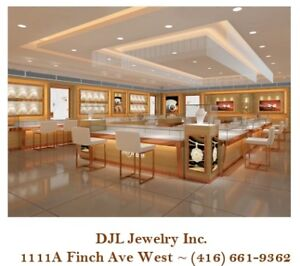 Have Your Jewellery Professionally Cleaned & Checked 4 FREE