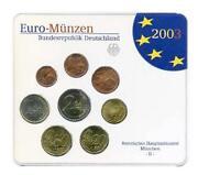 Kursmünzensatz Deutschland