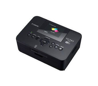 Brand New Canon Selphy CP910 Wireless Compact Photo Printer,