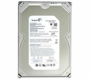 "Seagate Barracuda 3.5"" 400GB desktop pc hard drive"