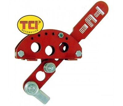TCI Powerglide Circlematic Shifter Aluminum w/ 29