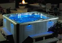 Hot tub winterizing early bird special price