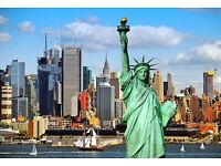 VERY CHEAP flight tickets London-New York 27.01 - 04.02!!