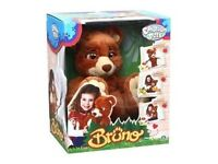 Bruno the Bear - Emotion Pets