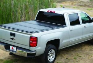 Trilogy Tonneau By Leer - Hard Folding 14-18 Chev 6.5 Box