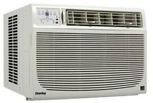 24 Danby Window Air Conditioner, 15 000 BTU, White SAVE40%
