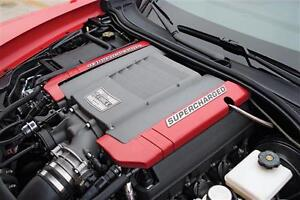 Edelbrock Supercharger Kit 2014-2016 Corvette C7 Stingray 600hp+
