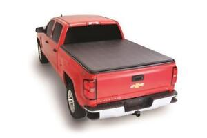 Tonneau Cover - Solid Tri Fold -15-18 Ford F-150 - 6.5 Box