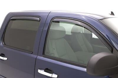 WINDOW VENT SHADES Visors IN CHANNEL 194355 For: CADILLAC ESCALADE EXT 2002-2006