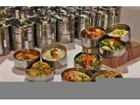 Indian Tiffin Service -100% Pure Veg Dinner East London