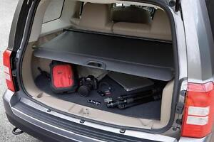 Cache bagage / Cargo Cover Jeep