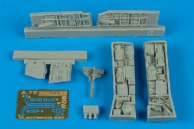 AIRES HOBBY 1/48 A7E ELECTRONIC BAY FOR HSG 4349