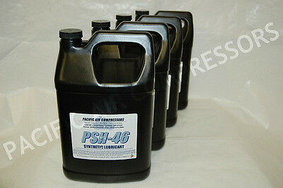 4 Pack 1 Gallon Oem Aeon 9000sp Equivalent Synthetic Lubricant Compressor Oil