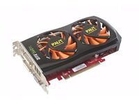 Palit GTX 560 TI (1GB) perfect condtion - collection only