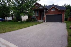 Sparking 4 bedroom 3 washroom bungalow for sale in Wasaga Beach