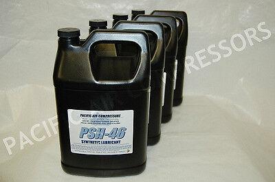4 Pack Of 1 Gallon Leroi Ssl-46 Equivalent Synthetic Lubricant Compressor Oil