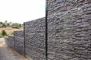 "Precast Concrete Sleepers & Galvanised Steel ""H"" & ""C"" Posts Stapylton Gold Coast North Preview"