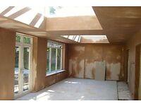 Irish plasterer 35 years experience .quick clean plasterer for all internal or external plastering