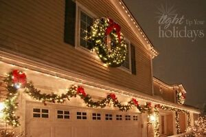 PROFESSIONAL CHRISTMAS LIGHT INSTALLATION - FREE QUOTE Downtown-West End Greater Vancouver Area image 1