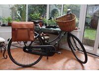 Town / road vintage Peugeot (LC11) 3 speed lady bike