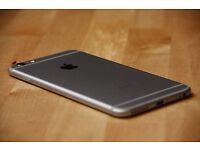 iPhone6 SimFree Unlocked to any network 16GB Space Grey