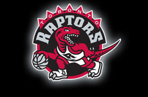 3 x Tickets Together: Toronto Raptors vs. Charlotte