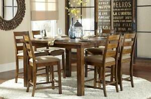 7PC Counter Height Set Now Just $699