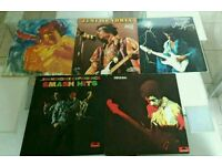 Jimi Hendrix album lot offers welcome