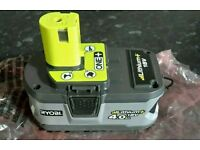 18V Li-ion battery from Ryobi