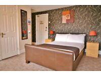 Short stay double hotel room Cheltenham. 13th-14th June