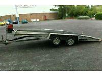 WANTED car transporter minimum 16ft