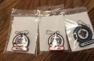 Jets and other hockey pins