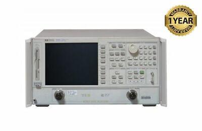 Agilent Keysight 8722d 40ghz Microwave Vector Network Analyzer W Opts 012085
