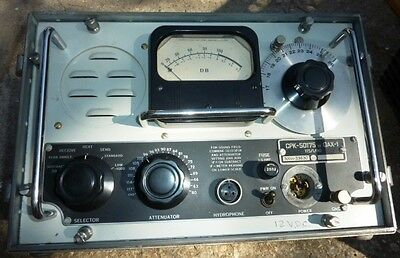 Type CPK  50175 of OAX - 1 WWII Navy Sonar, Underwater Sound Equipment