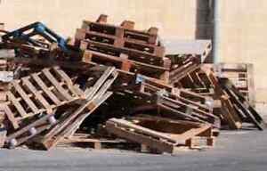 LOOKING FOR TRUCKLOADS OF PALLETS.