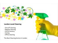 London Local Cleaning - Domestic cleaning services on good prices!