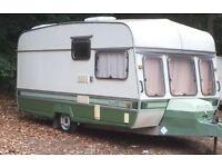 Swift DANETTE 1980 caravan