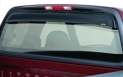 Rear Window Deflector ShadeBlade Smoke Fits Chevy Silverado 1500 1999-2006