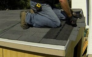 SHED & BUNKIE SHINGLE ROOFING