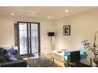 Studio flat in Sancroft Street, London