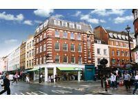 Studio flat in Dean Street, Soho