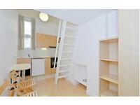 Studio flat in Leinster Gardens, London