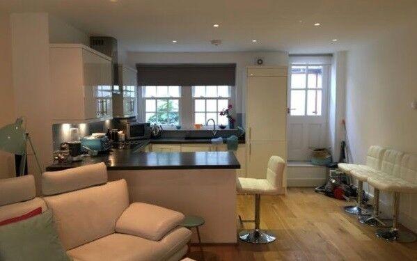 Studio flat in Friend St, London